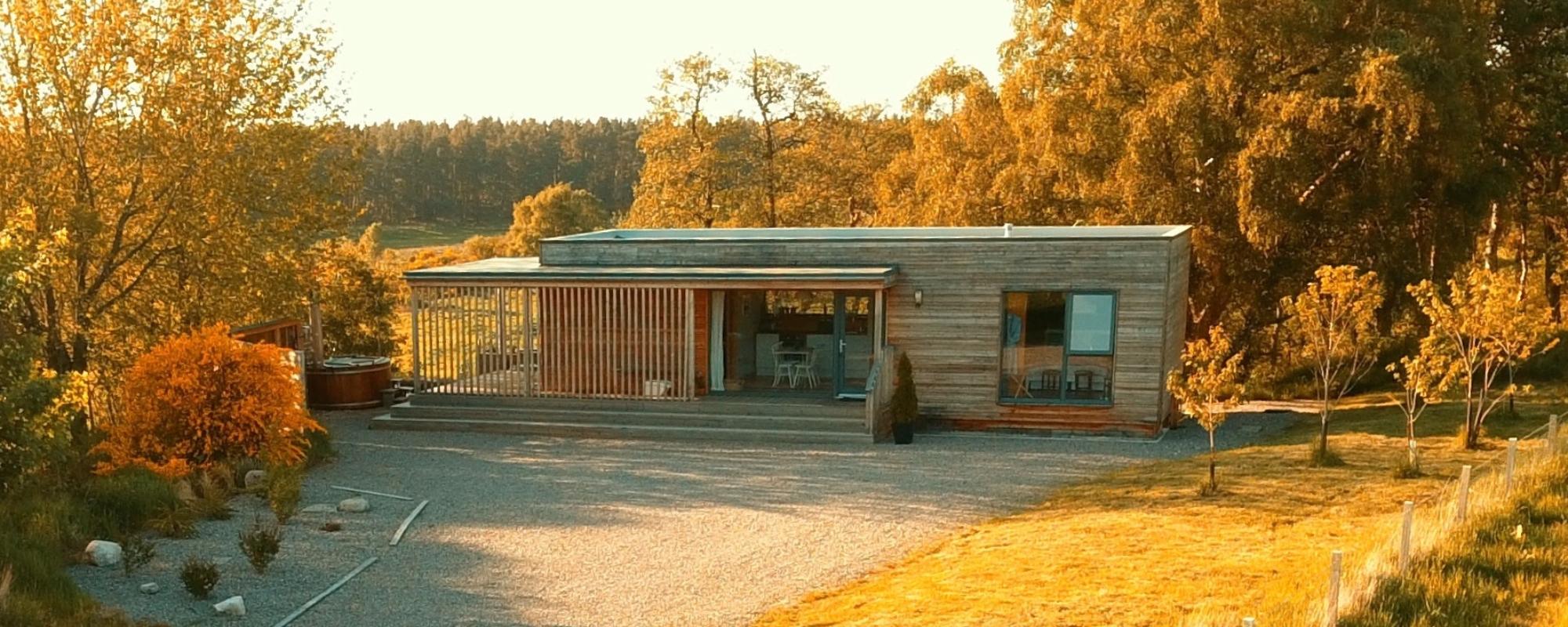Culbin Edge exterior landscape
