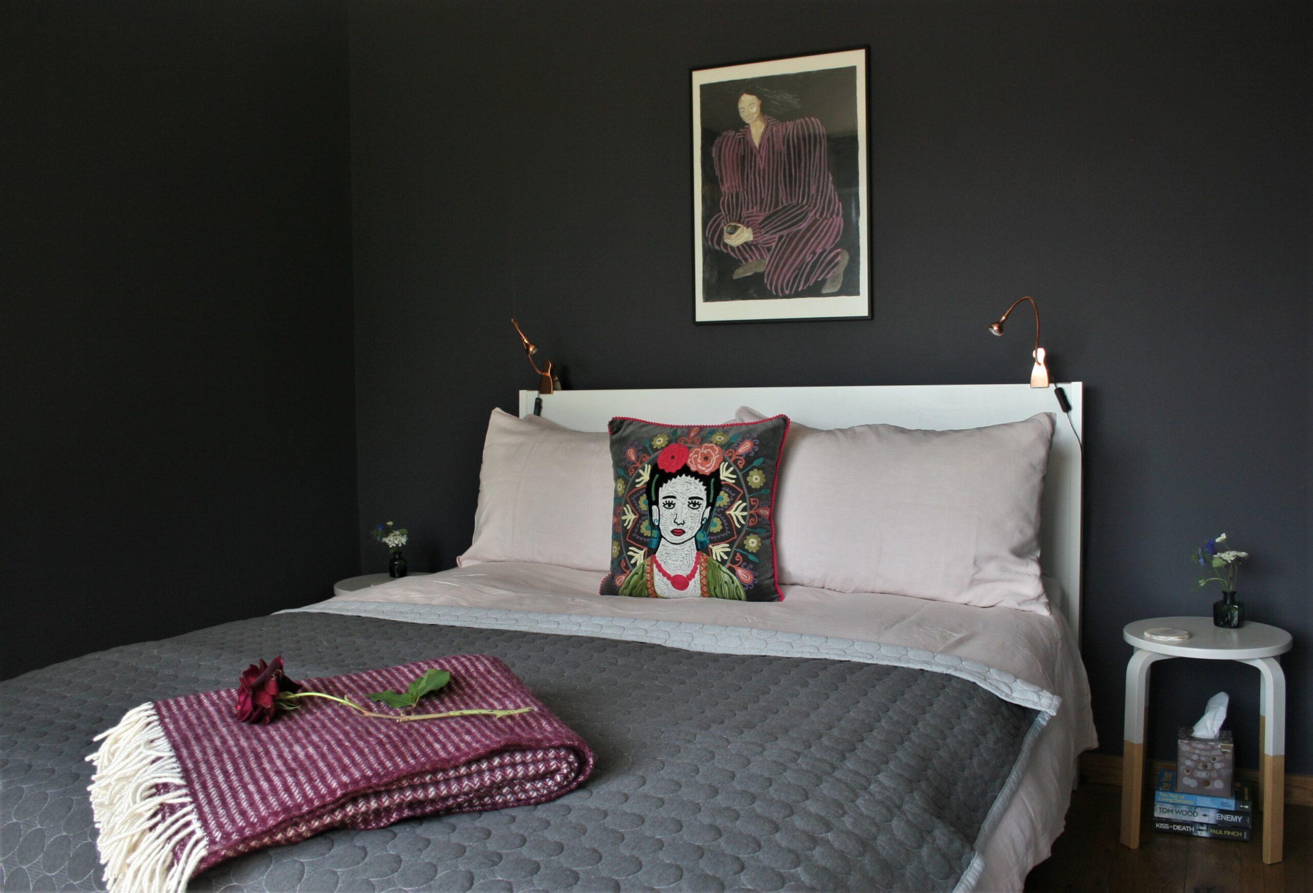 Bed,landscape 2